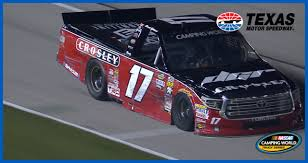 100 Nascar Truck Race Results Early Trouble For David Gilliland Bo Lemastus At Texas NASCARcom