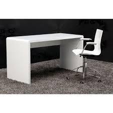 bureau blanc laqué brillant bureau blanc laqué brillant meuble bureau blanc archimed aix