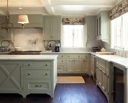 Sage Colored Kitchen Cabinets by Nice Green Kitchen Cabinets U2013 Interiorvues