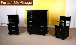 Johnson Carper Mid Century Dresser retro mid century johnson carper bedroom set