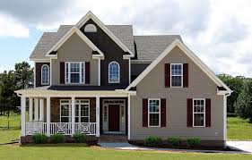 Country Homes Floor Plans Colors Country Farmhouse Front Porch U2013 Holly Springs Home Builders