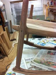 From The Chair-Man: Hard Lines And Soft Lines On The Maloof Inspired ... Build A Maloof Inspired Low Back Ding Chair With Charles Brock Sculpted Rocker Nc Woodworker Northeastern Woodworkers Associations Fine Woodworking Show The Tefrogfniture Plans Part 7 Maloofinspired And Ottoman Bowtie Stool Patterns Chairmaker 38 Sam Exceptional Rocking Design Building A Lowback Youtube Rocknchairman Twitter From One To Another Being Style Part 1 Infinity Cutting