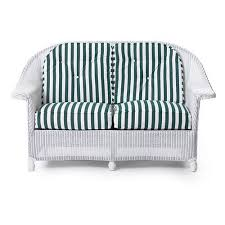 Lloyd Flanders Patio Furniture Covers by Lloyd Flanders Replacement Cushions Front Porch Fabric Seat