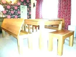 Full Size Of Dining Table Bench Plans Room Built In Seat With Back Dinin
