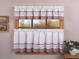Kitchen Curtain Ideas Diy by Alluring Country Kitchen Curtains Ideas Stunning Kitchen Design