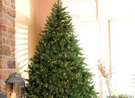 Lit Trees Artificial The Home Depot Flocked Christmas Tree Clearance