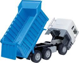 Amazon.com: Driven By Battat Dump Truck Vehicle: Toys & Games