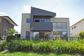 100 Modern Two Storey House Two Storey Australian House Front