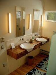 19 Inch Deep Bathroom Vanity by Highly Custom Bathroom Vanity For A Room Strapped For Space