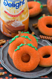 Pumpkin Cake Mix Donuts by Pumpkin Donuts The First Year