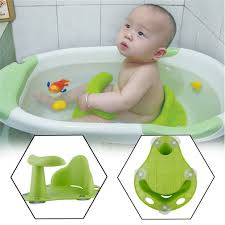 Inflatable Bath For Toddlers by Baby Bathtub Ring Seat Infant Child Anti Slip Safety Security
