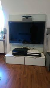 ikea framsta tv wand wie neu nur 150