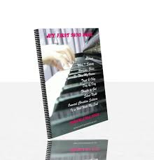 My First Song Book Free Sheet Music With Lyrics