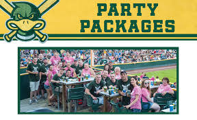 El Patio Eau Claire Express by Party Packages Madison Mallards Madison Mallards