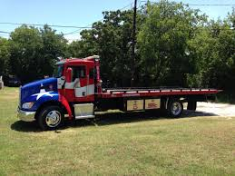 100 Tow Truck Flatbed I45 Tire And Wrecker Rollbacks Towing