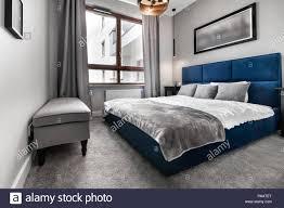 schlafzimmer grau blau caseconrad
