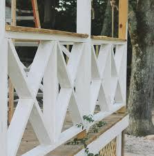Vinyl Porch Railing Installation Npnurseries Home Design Vinyl