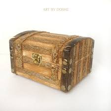 Cool Wooden Trunk For Special Little Things Storage Trunks Coffers