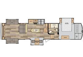 2008 Montana 5th Wheel Floor Plans by Destination Floorplans Winnebago Rvs