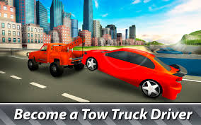 Tow Trucks Driver: Offroad And City Rescue: Amazon.co.uk: Appstore ...