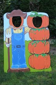 Carolyns Pumpkin Patch Kc by Pumpkin Farmer Photo Booth Prop Wooden Fall Outdoor