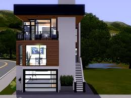 100 Narrow Lot Design Small House Plans Plan 7 HOME Our Space In 2019