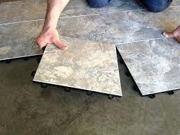 Floor Tile Design Ideas Attractive Interlocking Tile Flooring Best
