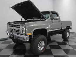 100 1987 Chevrolet Truck K10 Streetside Classics The Nations Trusted