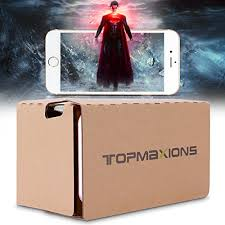 Google CardboardTopmaxions 3D VR Virtual Reality DIY Headset