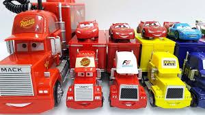 Construction Videos - Disney Pixar Mack Truck Disney Cars Lightning ...