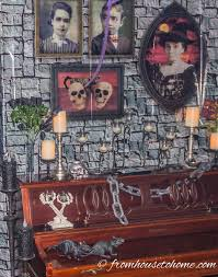 Halloween Scene Setters Amazon by How To Transform Your House With Halloween Scene Setters