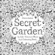 Secret Garden Coloring Book Plus A Free Page To Print