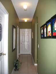 White Walls Interior Design Ideas Narrow Hallway Decorating