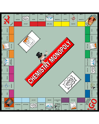 Chemistry Monopoly Game
