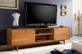 home affaire lowboard scandi aus massivem eichenholz mit sehr viel stauraum breite 180 cm kaufen otto