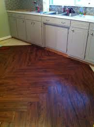 flooring cozy kitchen decoration with allure vinyl plank flooring