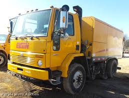 100 Used Sweeper Trucks For Sale 2004 Sterling SC8000 Cargo Street Sweeper Truck Item DB729