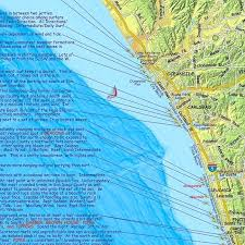 Click To Enlarge Image North Shore Oahu Surf Spots Map
