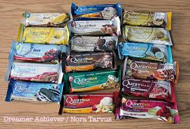 In Review Quest Bars