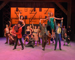 West Side Story with Dance Mad Cast Energizes Stage with Street
