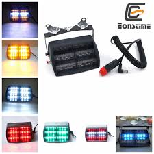 Eonstime 18 LED Emergency Vehicle Strobe Lights Windshields ... 2x Whiteamber 6led 16 Flashing Car Truck Warning Hazard Hqrp 32led Traffic Advisor Emergency Flash Strobe Vehicle Light W Builtin Controller 4 Watt Surface 2016 Ford F150 Adds Led Lights For Fleet Vehicles Led Design Best Blue Strobe Lights For Grill V12 130 Tuning Mod Euro Simulator Trucklite 92846 Black Flange Mount Bulb Replaceable White 130x Ets 2 Mods Truck Simulator Factoryinstalled Will Be Available On Gmcsierra2500hdwhenionledstrobelights Boomer Nashua Plow Ebay