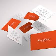 Standard Business Cards Printed Full Colour On Two Sides