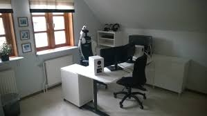 qo2iew1 ikea bekant gaming desk what are some of your favorite