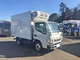 100 Freezer Truck Japanese Used MITSUBISHI FUSOCanter Refrigerator TKG