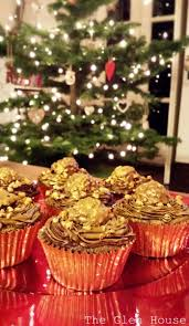 Ferrero Rocher Christmas Tree 150g by Advent Calendar Day 19 Chocolate Hazelnut Cupcakes The Glen House