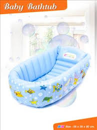 Inflatable Bathtub For Babies by Inflatable Bathtub For Babies Blue Pink From Chilindo Com Auctions