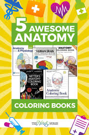 If Youre A Student Anatomy Coloring Books Are Great Way To Enhance