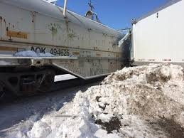 Train Hits Semi Truck In Elkhart County   WSBT Train Hits Ctortrailer Carrying Hydrochloric Acid In Washington Amtrak Train Collides With Truck Bacon Near Wilmington Hits Semitruck Robards Tristatehomepage Glenwood Springs Fox31 Denver Carrying Members Of Congress Headed To Gop Retreat Truck One Killed Another Injured When Car Staunton Driver Leaps Safety As Crashes Into Inside Edition Loaded Watermelons Sumter County Wftv Slams At Crossing Nbc News Minnesota Town 200 Evacuated After Tanker 40 Passengers Beth Schlanker On Twitter Smart Semitruck Santa