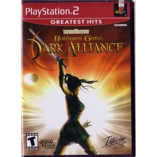 Baldur's Gate: Dark Alliance - Playstation 2