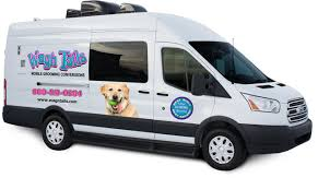 Wagn Tails Introduces All New Dyna Groom Van